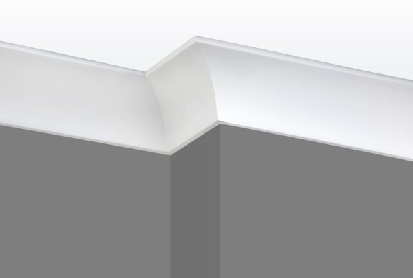 Cornice C01 Angle 1 (Grey Walls)