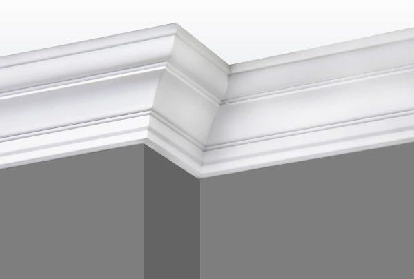 Cornice C06 Angle 1 (Grey Walls)