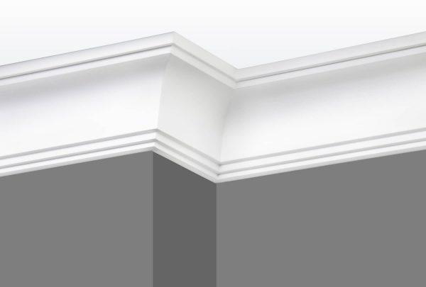 Cornice C07 Angle 1 (Grey Walls)