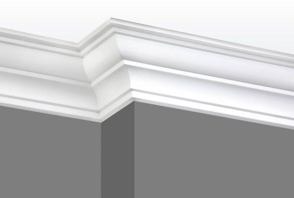 Cornice C08 Angle 1 (Grey Walls)