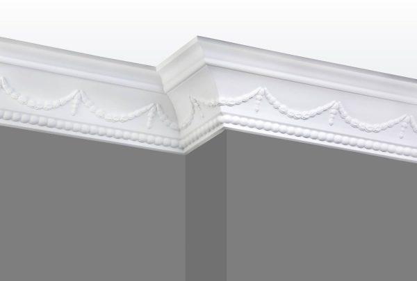 Cornice C09 Angle 1 (Grey Walls)