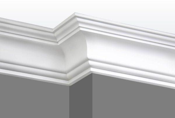 Cornice C10 Angle 1 (Grey Walls)