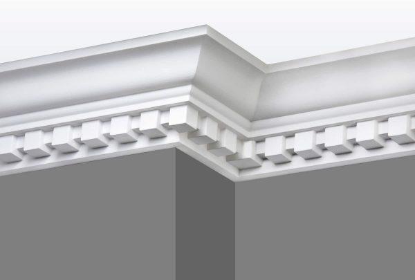 Cornice C11 Angle 1 (Grey Walls)