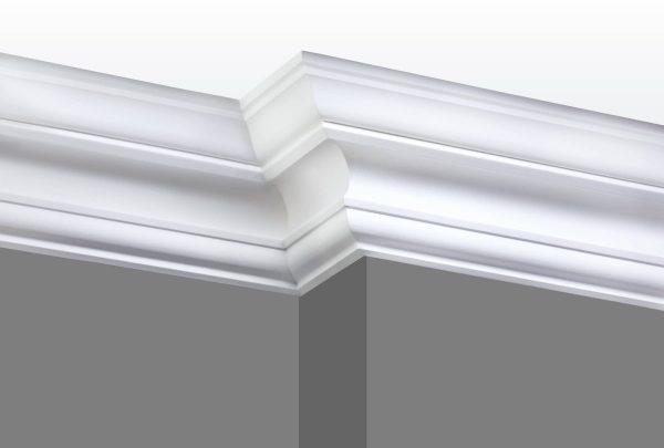 Cornice C12 Angle 1 (Grey Walls)